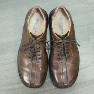 Nice Men's Bostonian Brown Dress Shoes 8.5…
